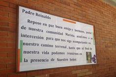 Autoridades y representantes del colegio Champagnat consternados por asesinato de padre Reinaldo Herrera