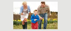 de 10 leukste spelletjes voor Pasen: Eierlopen