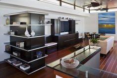 Diseño de interiores en Madera