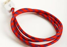 Summer 2012 | Eastern Collective // Burlington Vermont fabric iPhone cord $14
