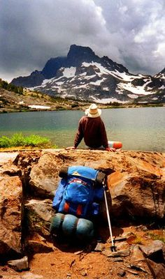 Thousand Island Lake, Ansel Adams Wilderness, Inyo National Forest