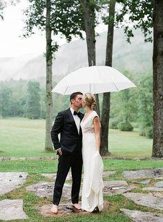 10 Major Don'ts for Throwing an Outdoor Wedding