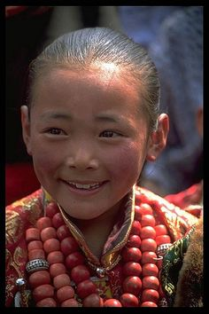 Tibetan Portrait DC: Reminds me of Chef Ming on PBS cooking show.