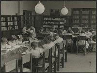 jeugdbibliotheek paets van troostwijkstraat den haag 1935