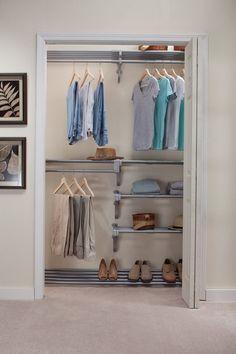EZ SHELF from Tube Technology Expandable Reach-In Closet Organizer & Reviews   Wayfair