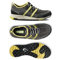 Yellow Olukai Trainers -  I want these