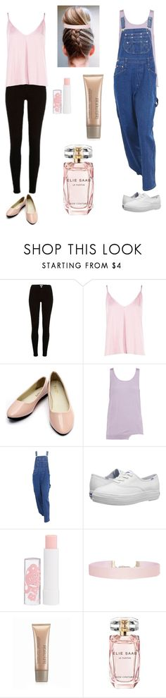 """""""Jody Sawyer opening outfits"""" by fashionofyourife on Polyvore featuring River Island, Boohoo, Giambattista Valli, Keds, Barry M, Humble Chic, Laura Mercier and Elie Saab"""