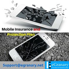 Buy affordable protection plans for your new and used iphone, android and window smartphone. It is necessary to have a smartphone insurance/protection plan to protect your smartphone to cover up the incidents like theft, loss, damage etc. For best smartphone Insurance and Protection plan please visit at: www.egranary.net or e-mail us at support@egranary.net