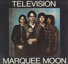 Television - Marquee Moon - 1977