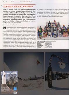 Playboard - German Austrian Magazine - Roland Tschoder - Jesse Augustinus - Snowboard Team - April12