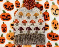 Crochet Hat Pattern Womens Hat Mens Hat How To Crochet | Etsy Coat Pattern Sewing, Hat Patterns To Sew, Chunky Knitting Patterns, Stitch Patterns, Sewing Patterns, Crochet Patterns, Pants Pattern, Hdc Crochet, Crochet Beanie Pattern