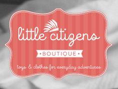 Little Citizens Boutique. .....children's clothing