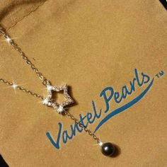 Morning Star Necklace - can't wait to get mine, with a lovely peach pearl :)