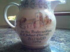 A very very special jug!