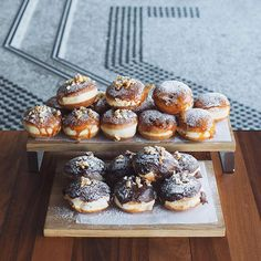 Do you have a sweet tooth? If yes, then you'll want to visit TOME Coffee Shop for their scrumptious (and addictive) cakes and doughnuts! #thisisqueensland