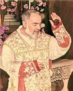 """""""Bear in mind that the more pleasing a soul is to God, the more he must be tried. Therefore, courage and go forward, always."""" ~St. Padre Pio of Pietreclina ...Remember the Passion of Jesus."""