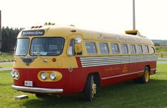 1947 Flxible Clipper Bus