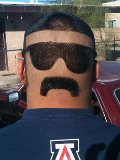 funny haircut funny-stuff