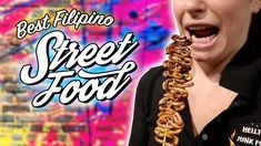 You'll learn and see some of the most iconic street food in the Philippines. Food that only the locals know about and the few tourists daring enough to try. Snack Recipes, Cooking Recipes, How To Cook Pork, Cooking Ingredients, Food Website, Recipe Cards, Easy Cooking, Filipino, Leche Flan