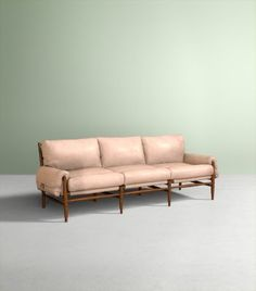 Shop The Rhys Three Cushion Sofa And More Anthropologie At Today Read Customer