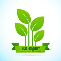 Green Eco Friendly Badge With Leaves Free Vector - https://vecree.com/6828095/green-eco-friendly-badge-with-leaves-free-vector/