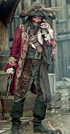 """Pirates of the Caribbean: Dead Men Tell No Tales"" Pirate Garb, Landsknecht, Black Sails, Halloween Costumes, Pirate Costumes, Pirate Outfits, Teen Costumes, Woman Costumes, Mermaid Costumes"