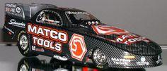 "2001 Whit Bazemore ""MATCO TOOLS/CARBON FIBER"" INDY WINNER Pontiac NHRA Funny Car"