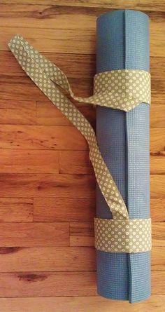 CraftyBridge: Yoga Mat Strap
