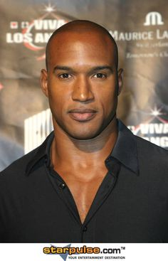 henry simmons | Henry Simmons Pictures & Photos - 2nd Annual Viva Los Angeles Casino ...
