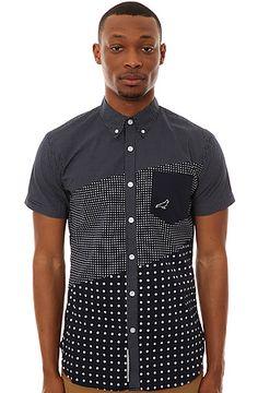 Staple's The Infield SS Buttondown Shirt