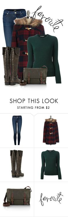 """Keeping Warm on a Cold Day"" by seafreak83 ❤ liked on Polyvore featuring J Brand, Tory Burch, Dolce&Gabbana, Cole Haan, Heidi Swapp, dolceandgabbana and modcloth"