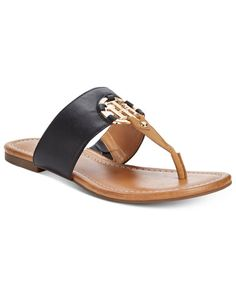 4df555a959ca Tommy Hilfiger Sia Slip-On Thong Sandals   Reviews - Sandals   Flip Flops -  Shoes - Macy s. Tommy Hilfiger SchuheBlue SandalsWomen s Shoes SandalsFlip  Flop ...