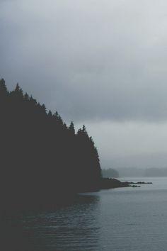 moody-nature: 'Never' | By Carolina Perez