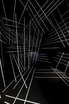Arte y Arquitectura: Installations / Esther Stocker