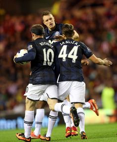 Sunderland 1-2 Man Utd 05/10/13