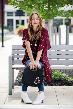 How To Dress For Fall When It S Still Hot Out
