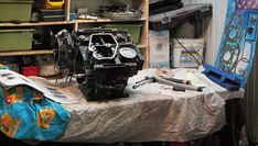 Okay, let's continue our story about Honda SOHC engine. I completely disassembled engine, made all measuring of its parts and as a result has got a Honda Cb750, Engine Rebuild, Engineering, Technology