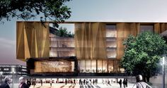 Christchurch New Central Library | Architectus