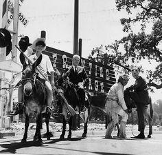 Scenes from San Jose's Frontier Village, 1961-1980.