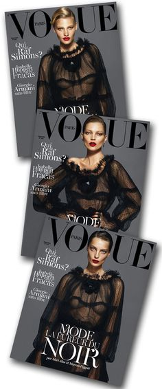 Review: Vogue Paris September 2012 Issue - Journal - I Want To Be An Alt