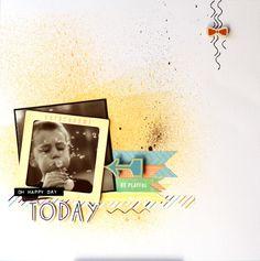 TODAY - Scrapbook.com