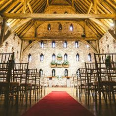 Great Barn at Hales Hall | Norfolk Barn Wedding Venues | Blog post from Vintage Partyware | Wedding hire in Norfolk, Cambs and Lincs