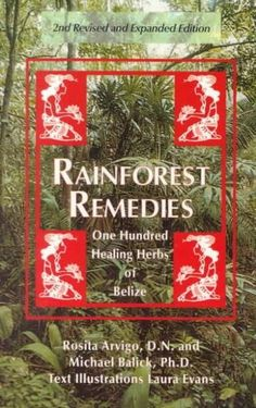 Timely book on rainforest herbology and traditional healing. Authors work with Central American healers to compile herbal lore.