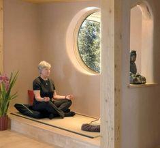 5 Inspiring Meditation Spaces