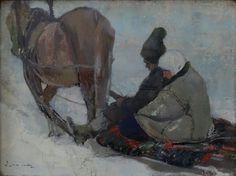 Arthur  Verona - Zestrea fetei Great Paintings, Academia, Verona, Romania, Folk Costume, Painters, Europe, Beauty, Beleza