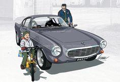 Volvo 1800s 64