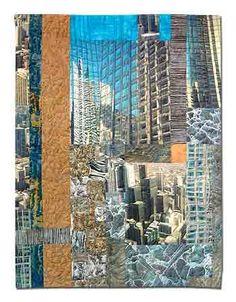 building facades- sandra meech - Walls of Glass