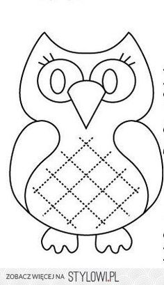Christmas Cut Out Templates – Halloween & Holidays Wizard Owl Templates, Applique Templates, Applique Patterns, Applique Designs, Quilt Patterns, Heart Template, Crown Template, Butterfly Template, Flower Template