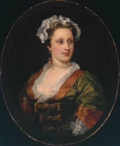 """""""  Artist  William Hogarth (1697‑1764)  Title  Lavinia Fenton, Duchess of Bolton  Date c.1740-50  MediumOil paint on canvas  Dimensionssupport: 737 x 584 mm frame: 1085 x 925 x 140 mm  Collection  Tate"""""""