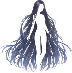 Start of Story (previously called Start of Legend) could be obtained through a Recharge. Long black hair that reaches the floor, with a blue streak in it at the top. Hair Reference, Art Reference Poses, Female Anime Hairstyles, Deidara Wallpaper, Drawing Hair Tutorial, Anime Angel Girl, Pelo Anime, Hair Sketch, Art Drawings For Kids